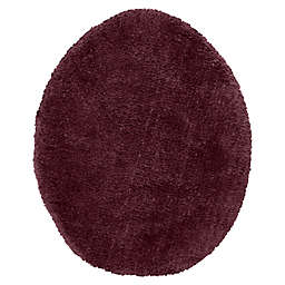 Wamsutta® Aire Universal Toilet Lid Cover in Wine