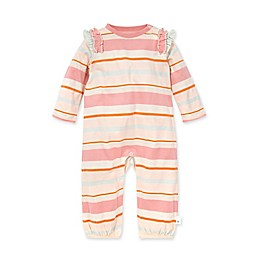 Burt's Bees Baby® Autumn Stripe Organic Cotton Jumpsuit