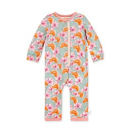 Burt's Bees Baby® Wild Autumn Floral Long Sleeve Jumpsuit
