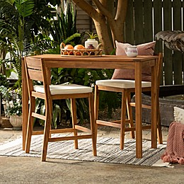 Forest Gate Acacia Wood Patio Furniture Collection
