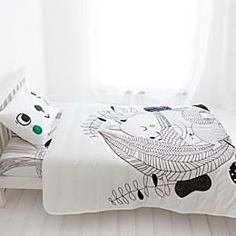 Rookie Humans® Woodland Toddler Comforter