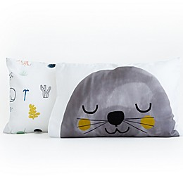 Rookie Humans® 2-Pack Underwater Love Toddler Pillowcases