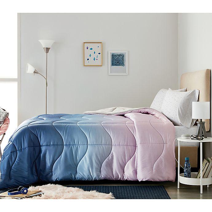 Alternate image 1 for Wamsutta® Puffer 3-Piece Twin/Twin XL Comforter Set