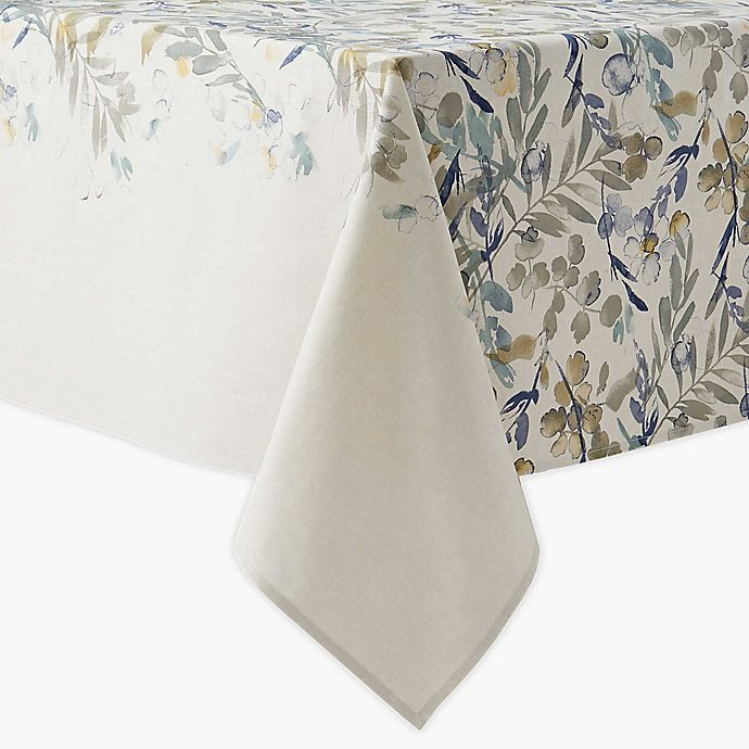 Alternate image 1 for Artisanal Kitchen Supply® Organic Leaves Table Linen Collection