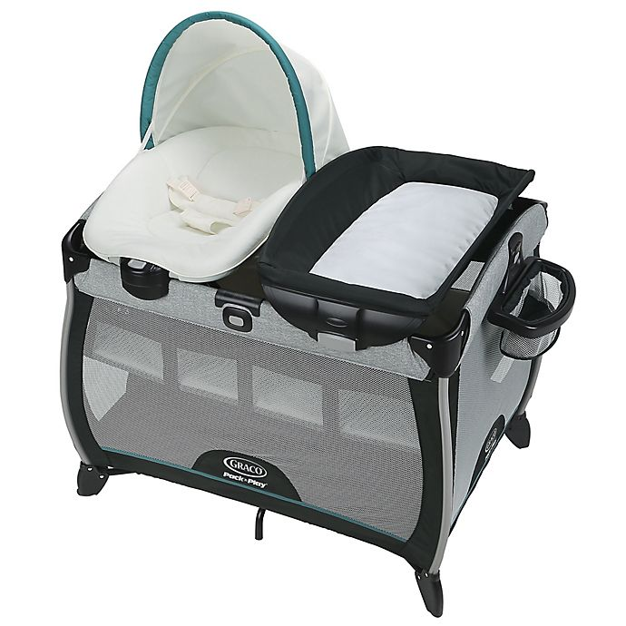 Alternate image 1 for Graco® Pack 'n Play® Quick Connect Portable Seat
