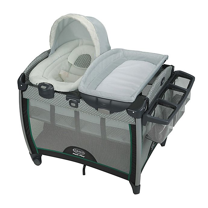 Alternate image 1 for Graco® Pack 'n Play® Quick Connect™ Playard with Portable Bouncer