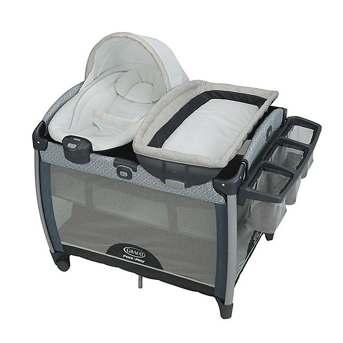 Alternate image 1 for Graco®Pack 'n Play® Quick Connect™ Playard with Portable Bouncer in Taylor