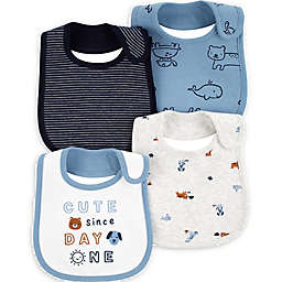 carter's® 4-Pack Animal Bibs