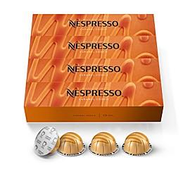 Nespresso® VertuoLine Barista Creations Caramel Cookie Capsules 40-Count