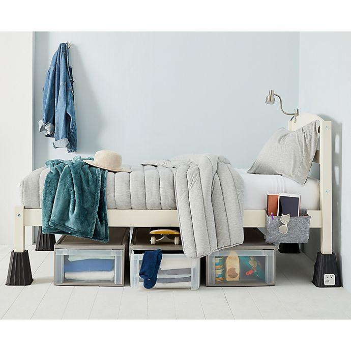 Alternate image 1 for Dorm Underbed Storage Collection