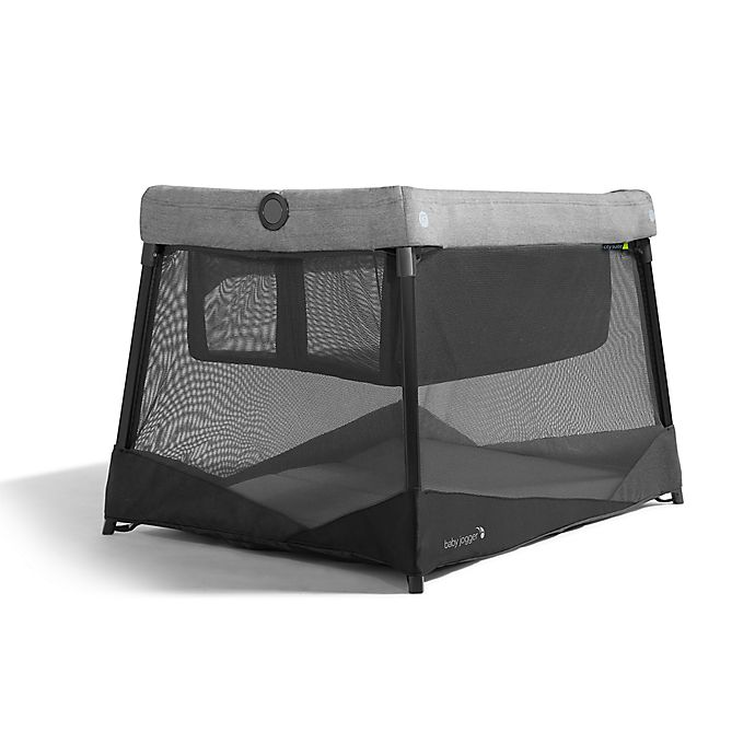 Alternate image 1 for Baby Jogger® city suite™ Multi-Level Playard in Graphite