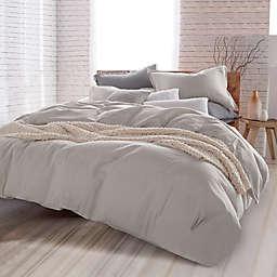 DKNY Dons Karan 3-Piece King Comforter Set in Platinum