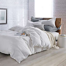 DKNY Dons Karan 3-Piece Queen Comforter Set in White