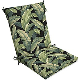 Arden Selections™ Caspian Floral Chair Cushion in Red