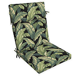Arden Selections™ Print Outdoor Dining Chair Cushion