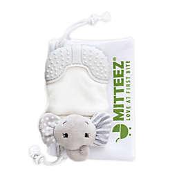 Mitteez Ella the Elephant Ultimate Organic Cotton Baby Teething Mitty