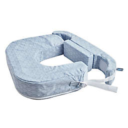 My Brest Friend® Twin/Plus Horizon Nursing Pillow in Baby Blue