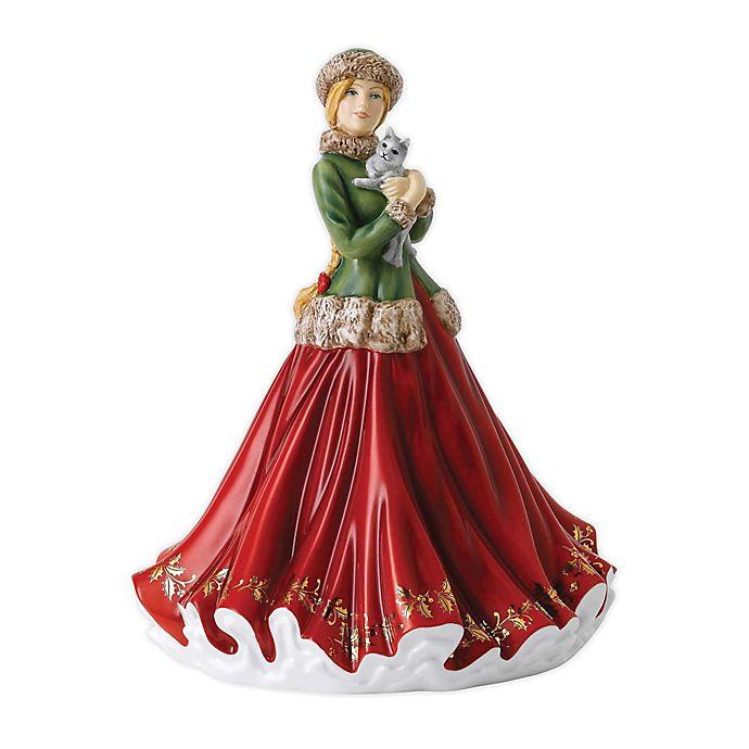 Royal Christmas Photos 2020 Royal Doulton® Christmas Annuals 2020 Christmas Treat Figurine