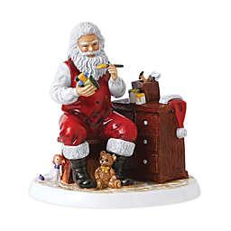 Royal Doulton® Santa's Work Shop Figurine