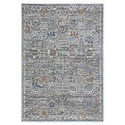 Home Dynamix Skyler Elise 8' x 10' Area Rug in Gray