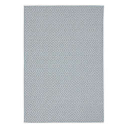 Home Dynamix Tripoli Lydia 5' x 7' Indoor/Outdoor Rug in Blue