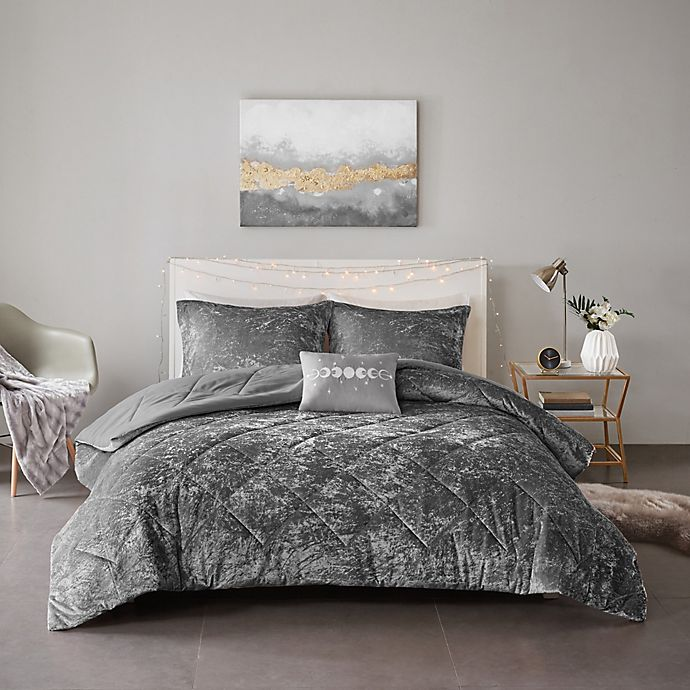 Alternate image 1 for Intelligent Design Felicia 4-Piece Comforter Set