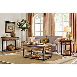 Claremont Rustic Wood Furniture Collection