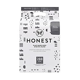 Honest 228-Count Wipes in Pattern Play