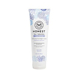 Honest 8.5 oz. Face and Body Lotion in Dreamy Lavender