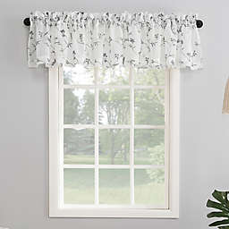 No.918® Delia 17-Inch  Curtain Valance in Ivory