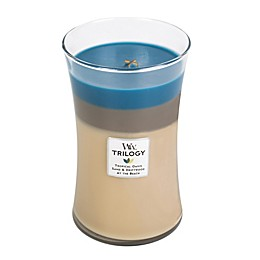 WoodWick® Trilogy Nautical Escape Candle Collection