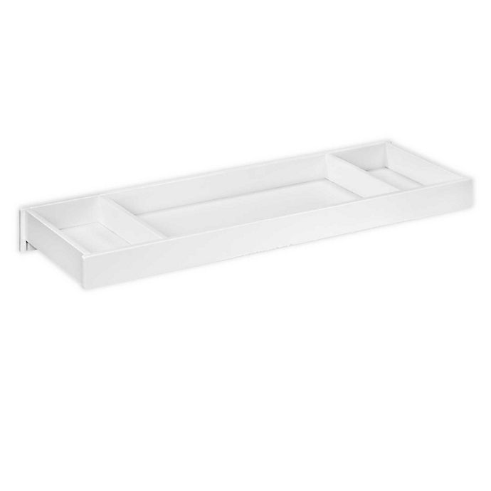 Alternate image 1 for Oxford Baby® Universal Changing Topper in White