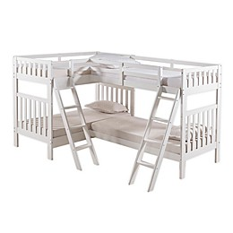 Aurora Quad Twin Bunk Bed