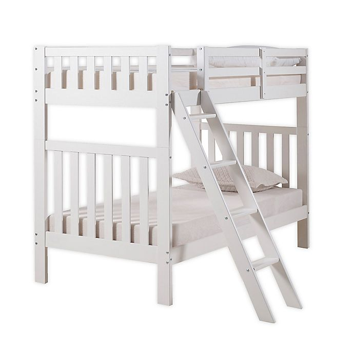 Alternate image 1 for Aurora Twin Bunk Bed