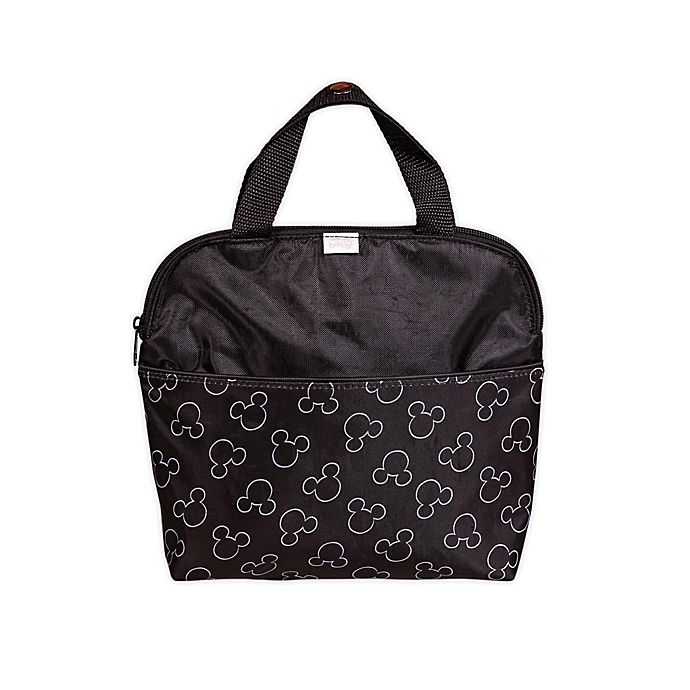 Alternate image 1 for J.L. Childress Disney Baby® MaxiCOOL™ Insulated 4-Bottle Cooler Bag in Black