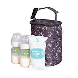 J.L. Childress Disney Baby® TwoCOOL™ Insulated 2-Bottle Cooler in Grey