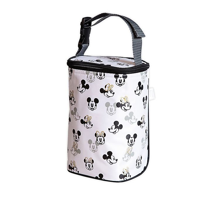 Alternate image 1 for J.L. Childress Disney Baby® TwoCOOL™ Insulated 2-Bottle Cooler in Ivory