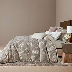 O&O by Olivia & Oliver™ Ambrogio 3-Piece King Duvet Cover Mini in Natural