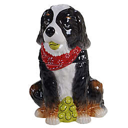 Certified International® Dog Park 3-D Treat Jar