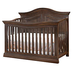 Sorelle Providence 4-in-1 Convertible Crib in Chocolate