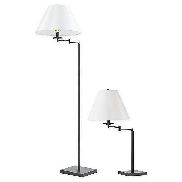 Martha Rye Table And Floor Lamp