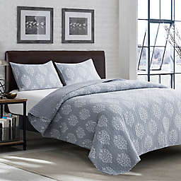 Boston Traders® Marcy 3-Piece Reversible Quilt Set