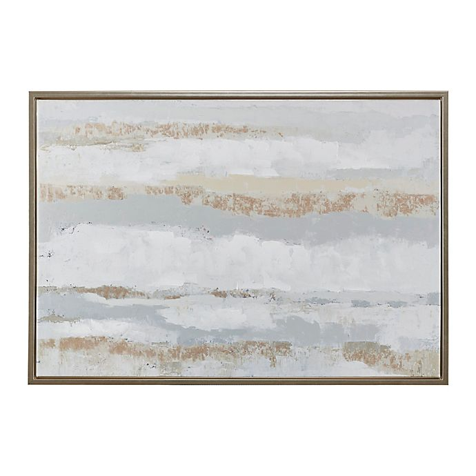 Madison Park Strato 27 Inch X 39 5 Inch Framed Wall Art Bed Bath Beyond
