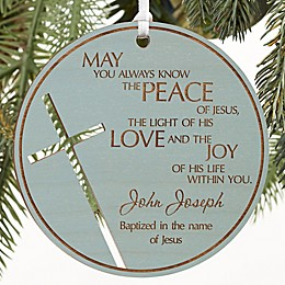 Blessings for You Personalized Wood Keepsake Collection