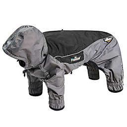 Dog Helios Arctic Blast Large Full Dog Coat in Black