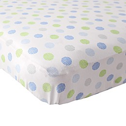 Luvable Friends® Fitted Crib Sheet