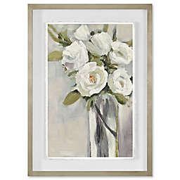 Ren-Wil Floral 16-Inch x 20-Inch Shadowbox Print Wall Art