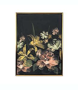 Cuadro decorativo GreenBox Midnight Bloom