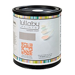Lullaby Paints Eggshell Nursery Wall Paint in Cloudy Tile