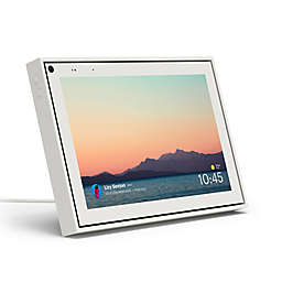 Facebook 10-Inch Portal with Alexa Built-In in White